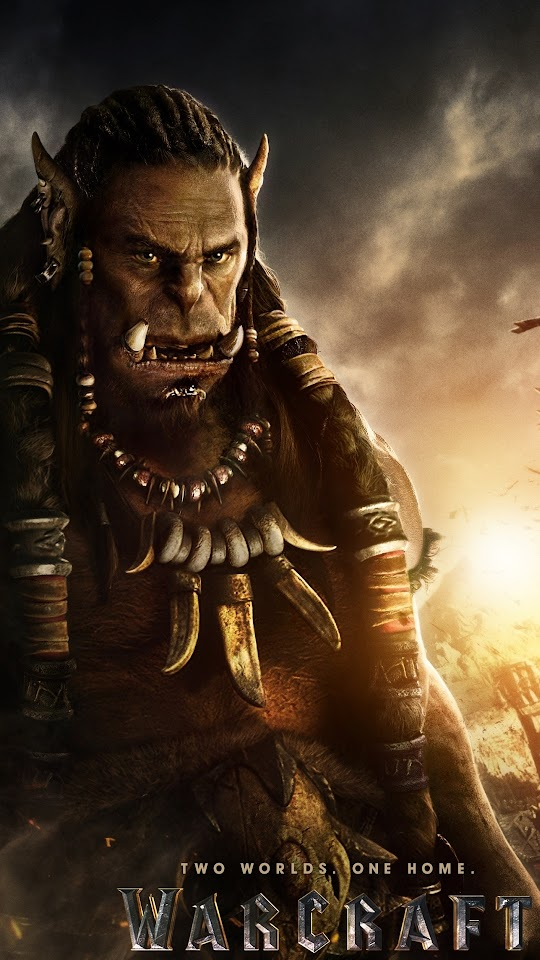 Warcraft Poster Galaxy Note HD Wallpaper