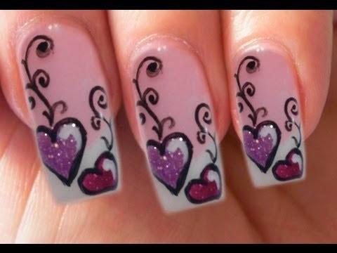 Diseño y Decoración de Uñas para el Amor 2015 \u2013 2016 \u2013 2017