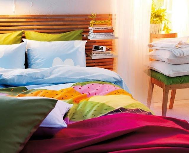 cores no quarto