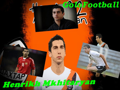 Henrikh Mkhitaryan HD Wallpaper