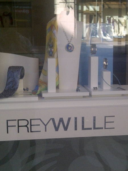 Jewelry store sign
