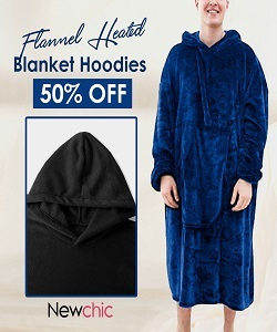 Blanket Hoodies