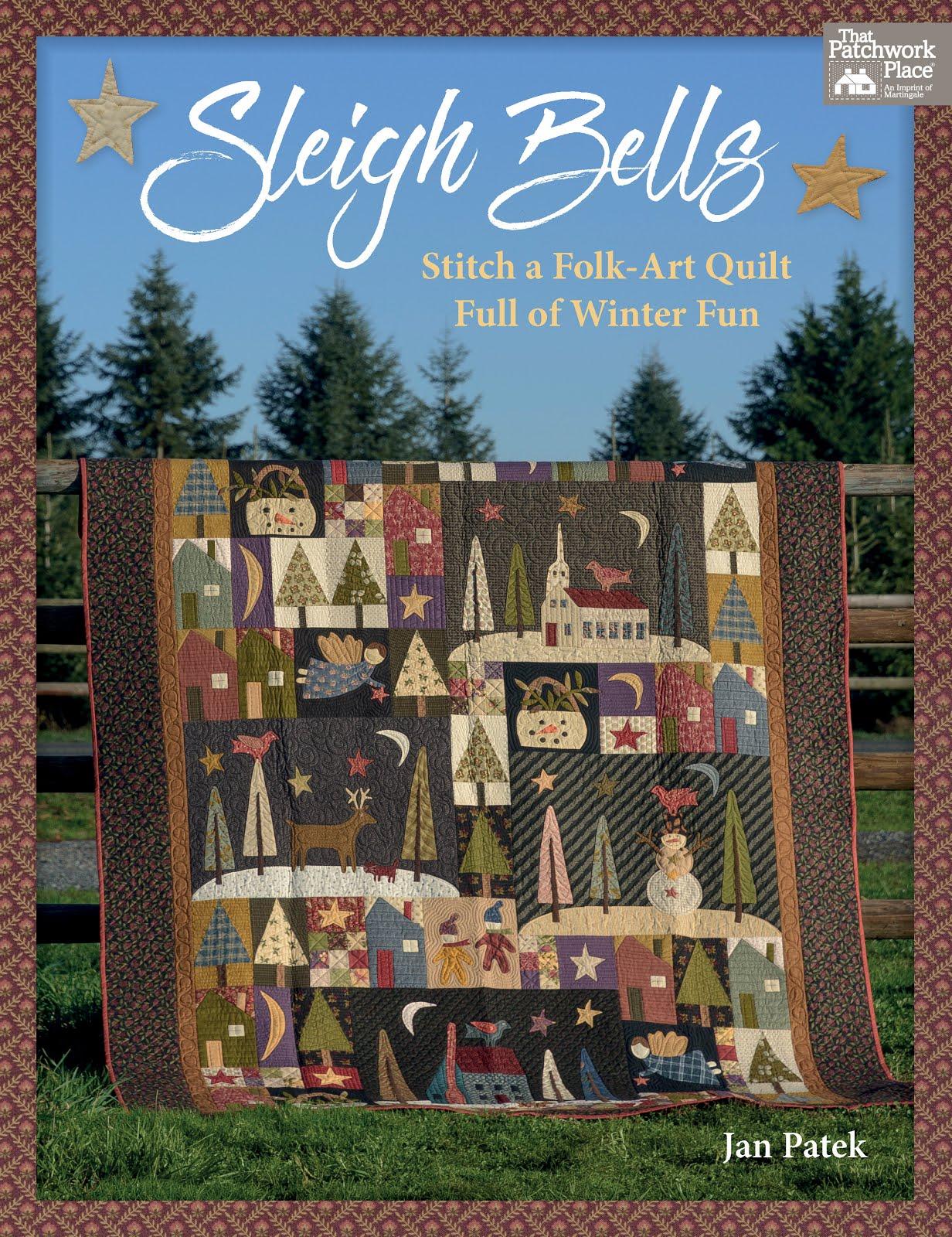 Sleigh Bells Quilt book