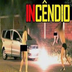 PEGADINHA: Incêndio (Fire Prank)