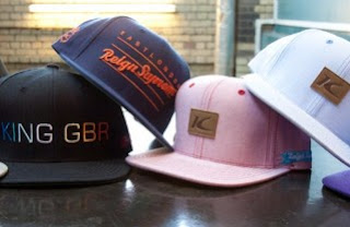 King Apparel caps