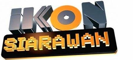 Ikon Siarawan Episod 3, Ikon Siarawan rancangan Radio Televisyen Malaysia (RTM) TV2, gambar Ikon Siarawan,  juri Ikon Siarawan episod 3, tugasan peserta Ikon Siarawan episod 3, Ikon Siarawan disiarkan di TV2 hari Sabtu jam 9 malam.