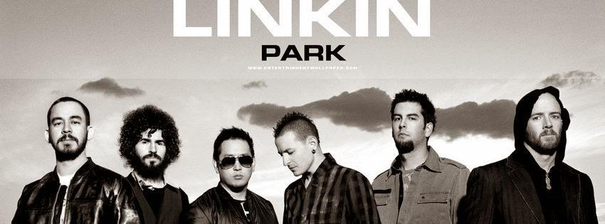 Couverture pour facebook linkin park