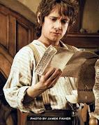 Martin Freeman jako Bilbo Baggins w filmie Hobbit. Niezwykła podróż.