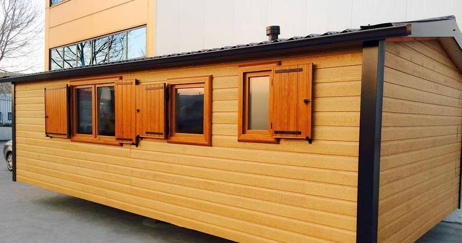 Arquitectura de casas prefabricadas en espa a viviendas - Casas prefabricadas ofertas espana ...