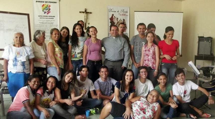 Decreto Ad Gentes é Objeto de Estudo na Pastoral Biblico Catequética da Diocese de Penedo (AL)