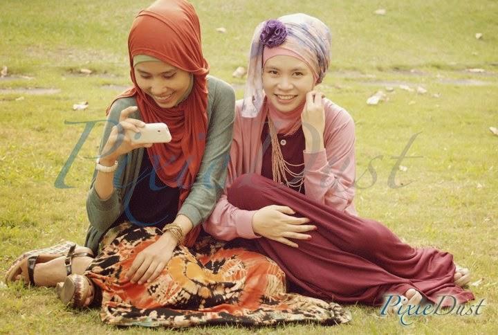 Model Baju Muslim Korea Terbaru Untuk Wanita
