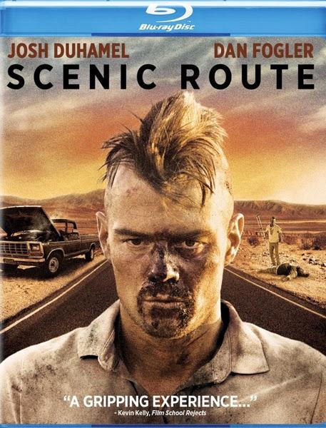 Manzaralı Rota - Scenic Route 2013 BluRay 1080p
