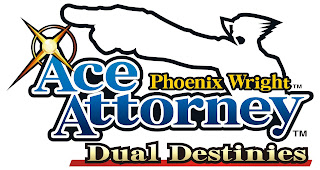 phoenix wright ace attorney dual destinies logo Top Storitoral   Phoenix Wright: Ace Attorney   Dual Destinies (3DS)   Western Release Thoughts