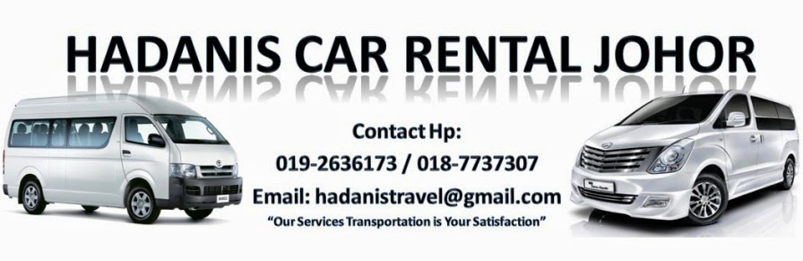 .:Hadanis Car Rental JB:.