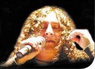 Legendario Artista Del Rock Chapín