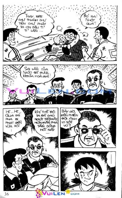 Jindodinho - Đường Dẫn Đến Khung Thành III Tập 34 page 35 Congtruyen24h