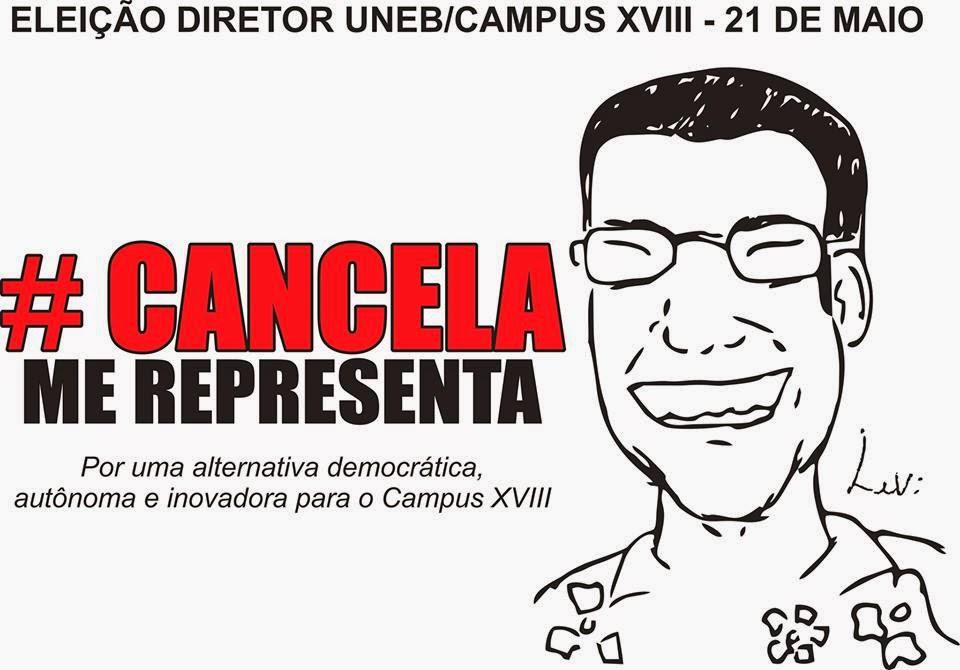 # CANCELA ME REPRESENTA.