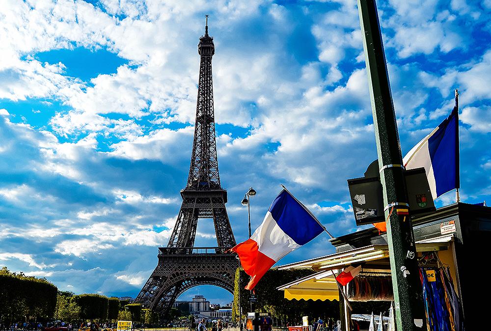 Paris Trip, The Eiffel Tower, blog