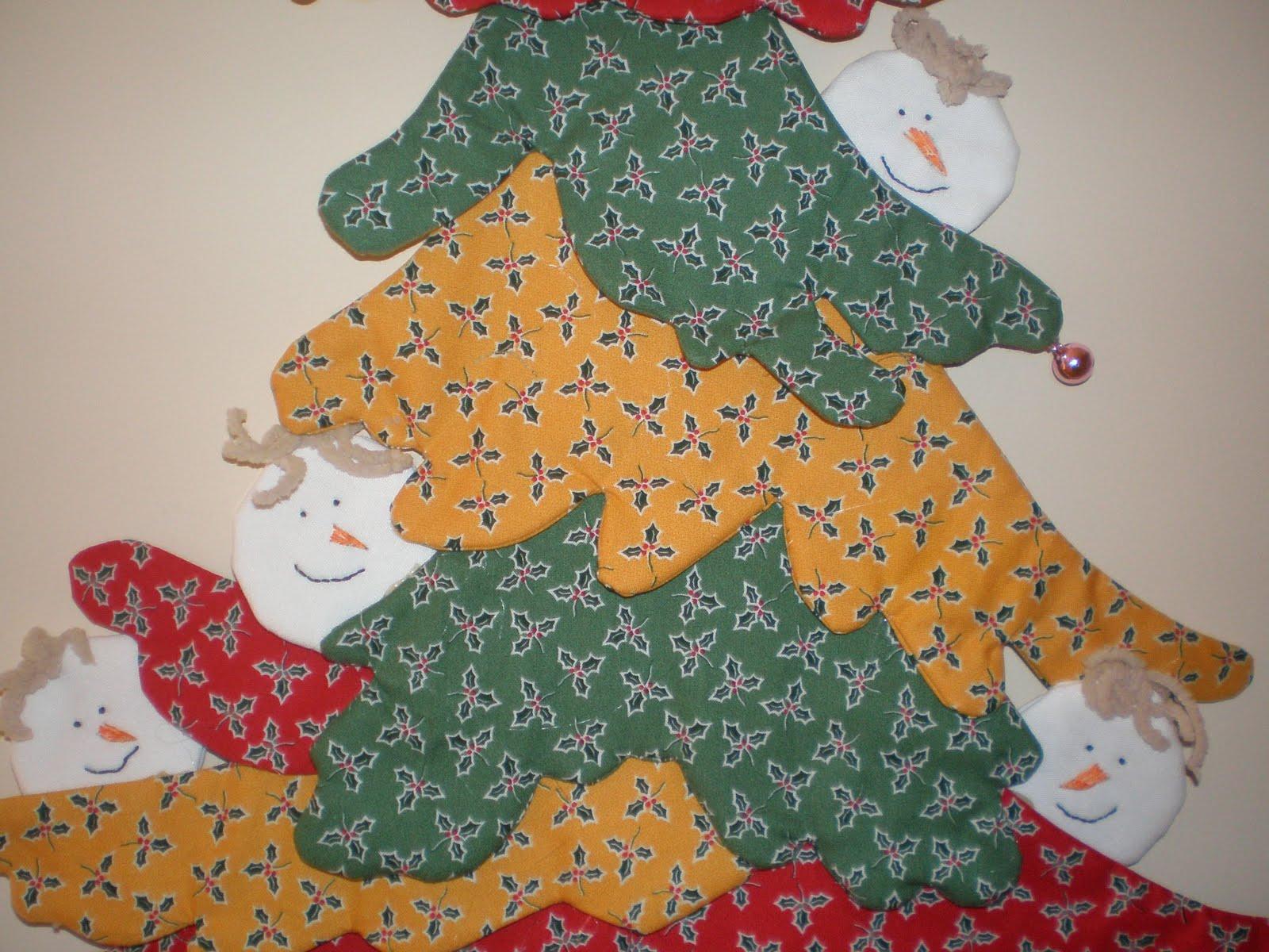 Recreo en patchwork segimos con las cosas de navidad - Como hacer cosas para navidad ...