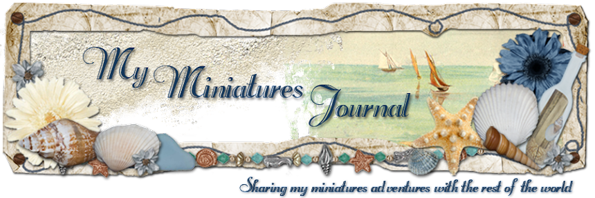 My Miniatures Journal
