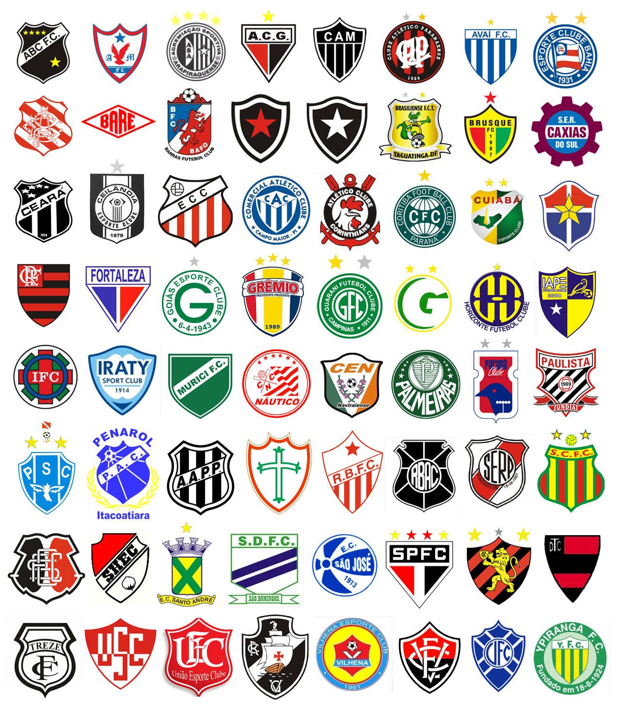 Os 64 Times Da Copa Do Brasil 2011