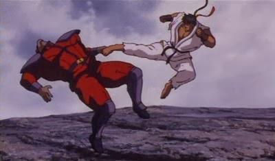 M Bison Street Fighter 2