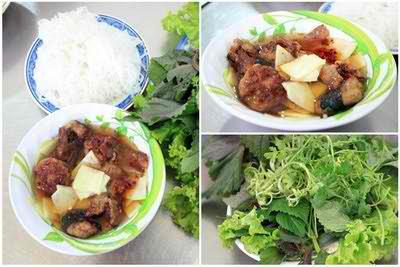 Quán Đồng Xuân - Bún chả ngon khu sân bay, ẩm thực, địa chỉ ẩm thực, dia diem an uong, diemanuong365.blogspot.com