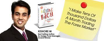 Kishore forex trader