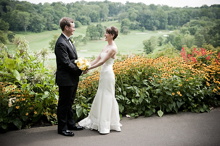 It Was Funny How The Rain Held Off For Them Just In Time Portraits And Ceremony Like At Her Brothers Wedding