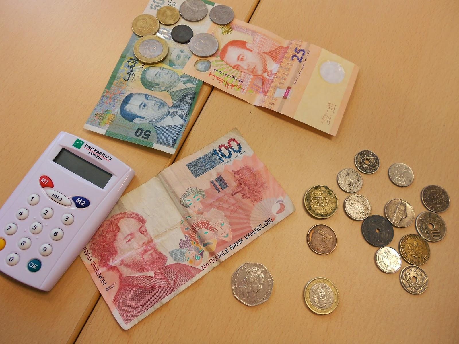 geld van vroeger