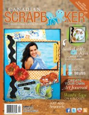 Published in Canadian Scrapbooker 2012