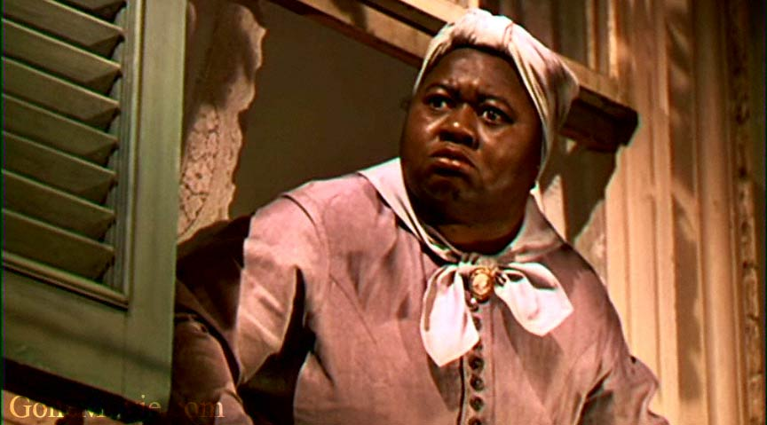 Hattie McDaniel in Gone with the Wind movieloversreviews.blogspot.com