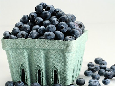 Beat bladder infections with blueberries