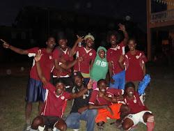 Soccer in Saltibus