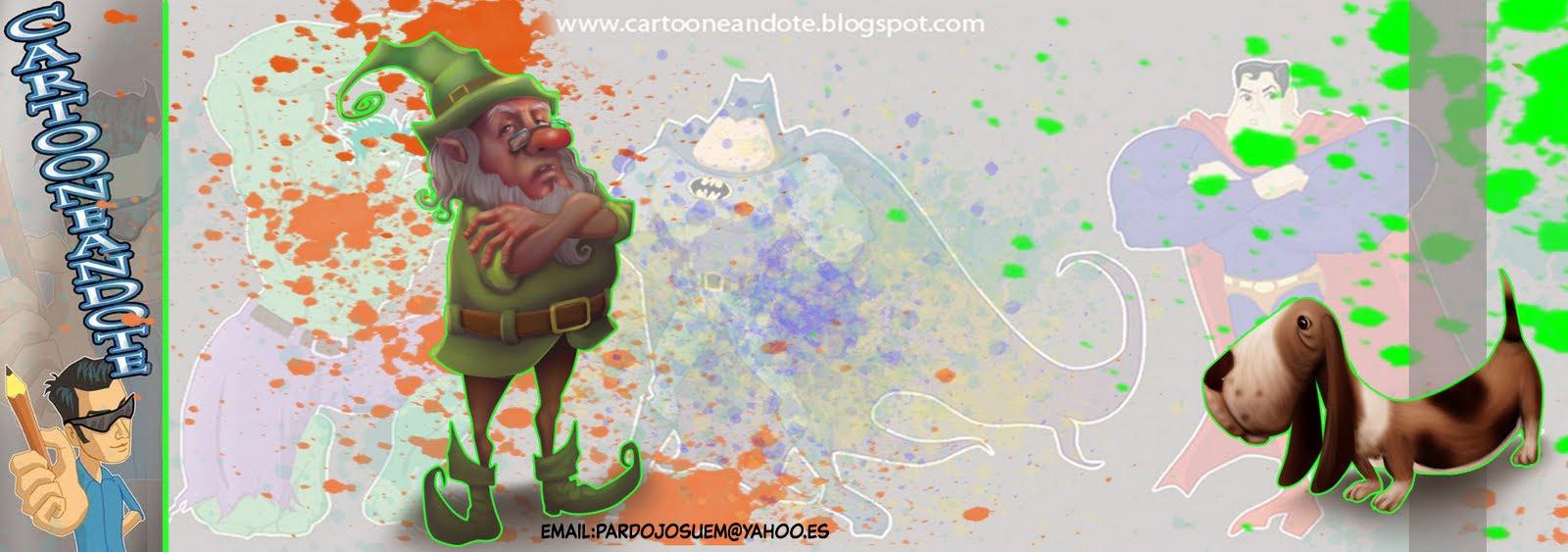 cartooneandote