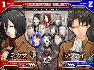 Download Game Shingeki no kyojin