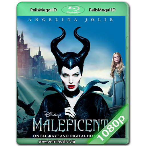 MALÉFICA (2014) WEB-DL 1080P HD MKV ESPAÑOL LATINO