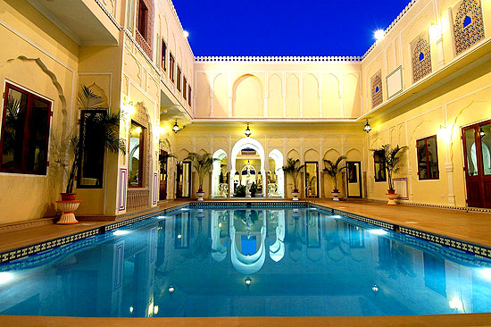 Beautiful Home Swimming Pools Morocan House Pool