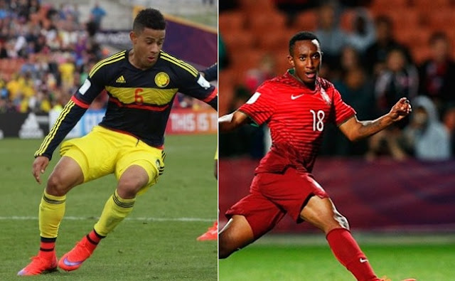 Colombia vs Portugal en vivo