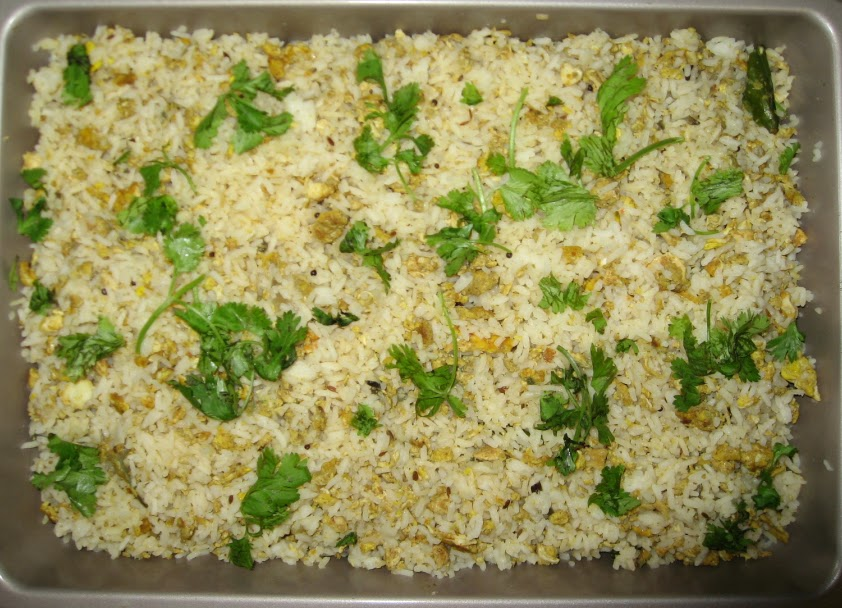 fried rice to serve your hungry family egg fried rice has a nice ...