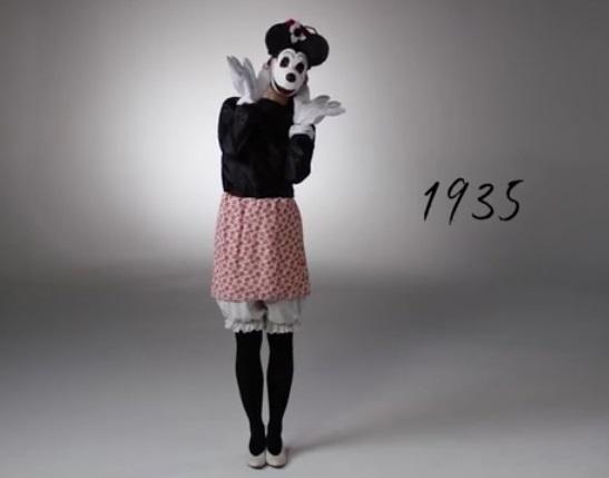 1930's Halloween Costume