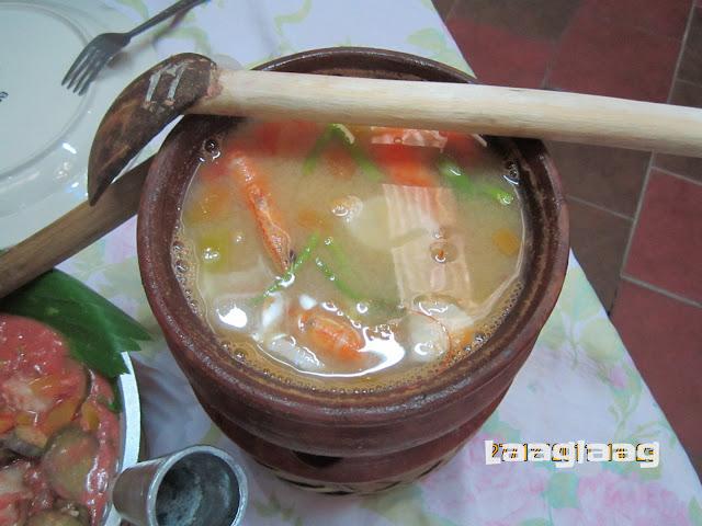 Sinigang na Hipon at Balaw-Balaw Restaurant, Angono, Rizal