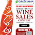 Cold Storage Wine Sales Contest