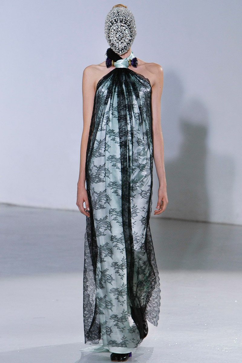 Minuet Of Life Maison Martin Margiela Fall 2012 Couture