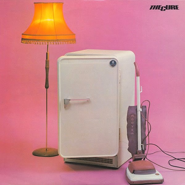 THE CURE - (1979) Three imaginary boys