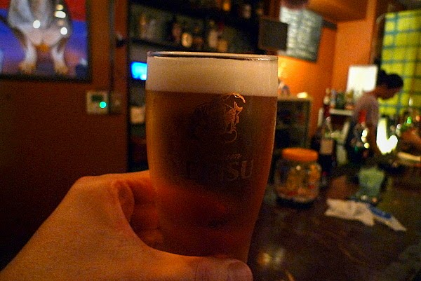 四条大宮スピナーズ 生ビール