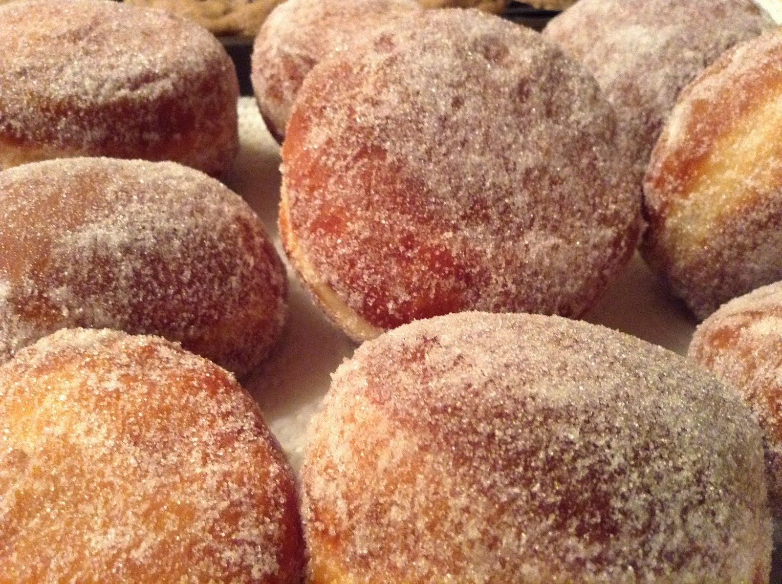 Donuts - Check!