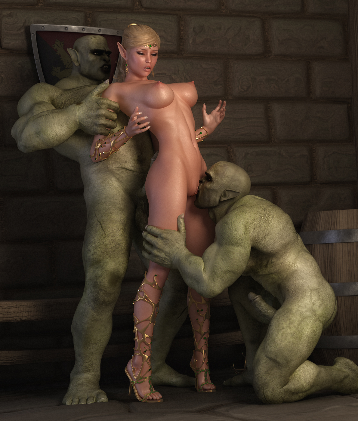 Troll monster porn 3d erotic videos
