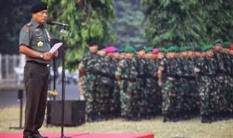 Militer Indonesia mendatangkan 5 pesawat tanpa awak atau lebih dikenal dengan pesawat drone untuk memperkuatan pertahanan perbatasan.