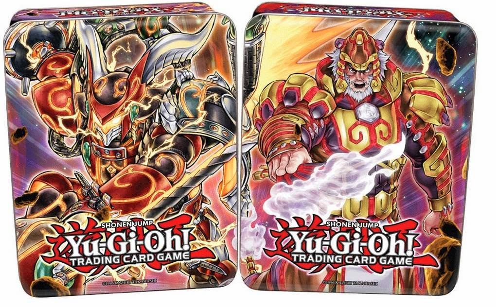 expansiones yu gi oh: